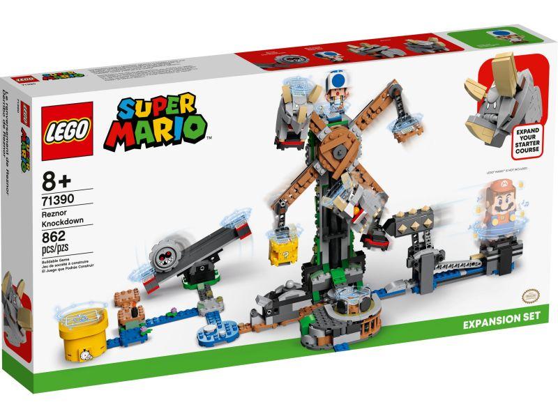 LEGO Super Mario 71390 Ruzie met Reznors Uitbreidingsset