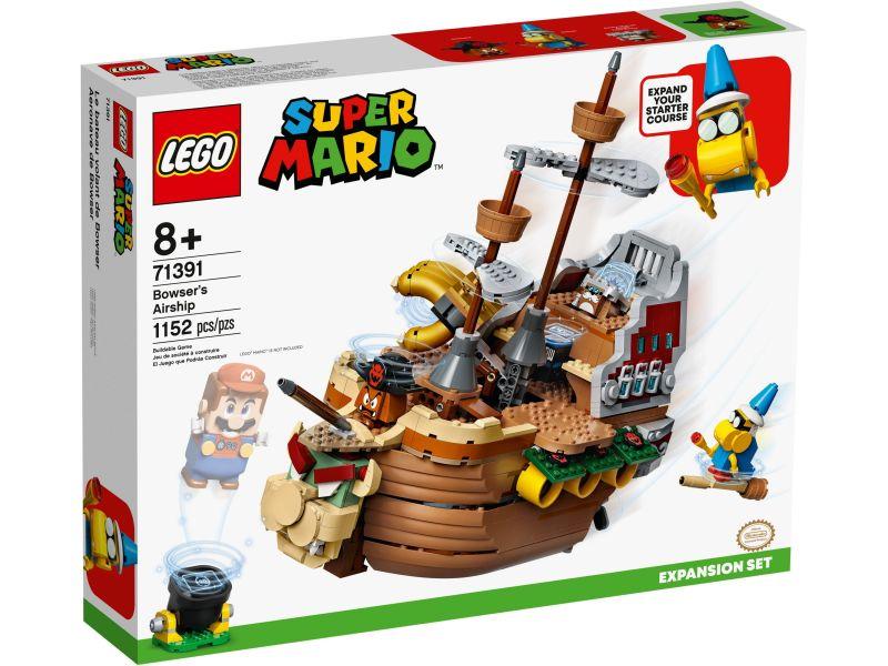 LEGO Super Mario 71391 Bowsers luchtschip Uitbreidingsset