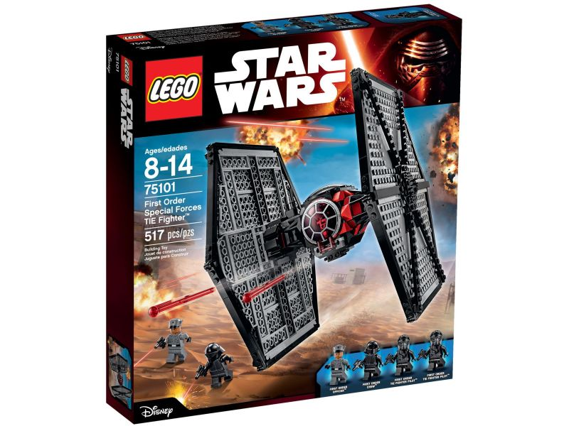 LEGO Star Wars 75101 First Order Special Force TIE