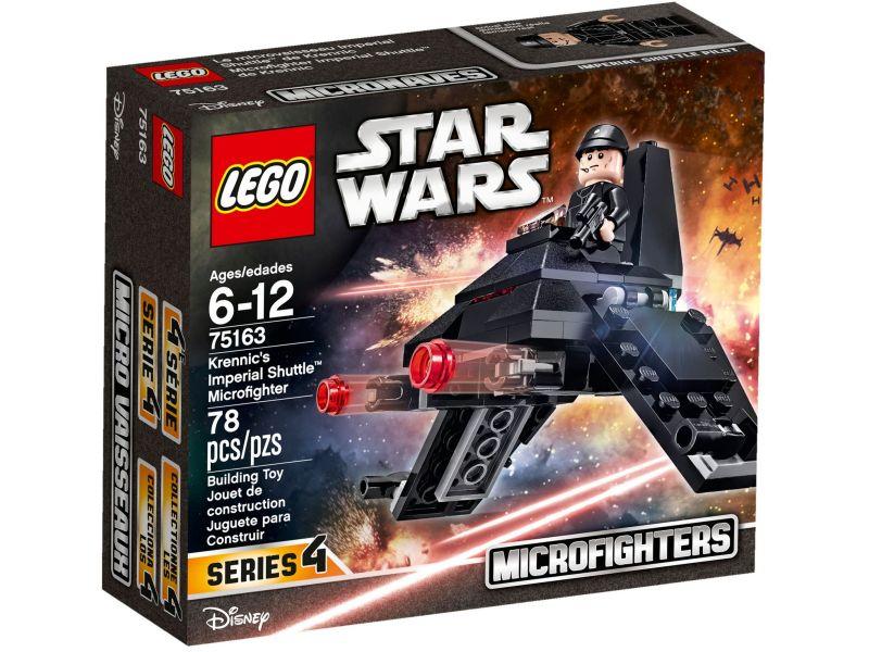 LEGO Star Wars 75163 Krennic's Imperial Shuttle Microfighter