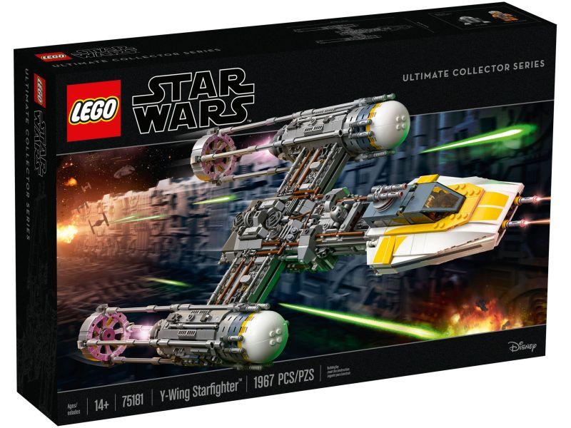 LEGO Star Wars 75181 Y-Wing Starfighter