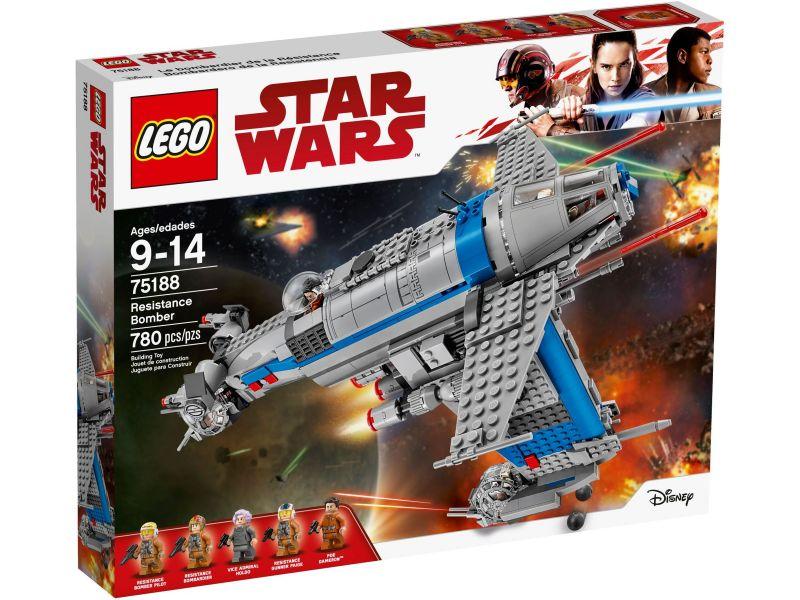 LEGO Star Wars 75188 Verzetsbommenwerper