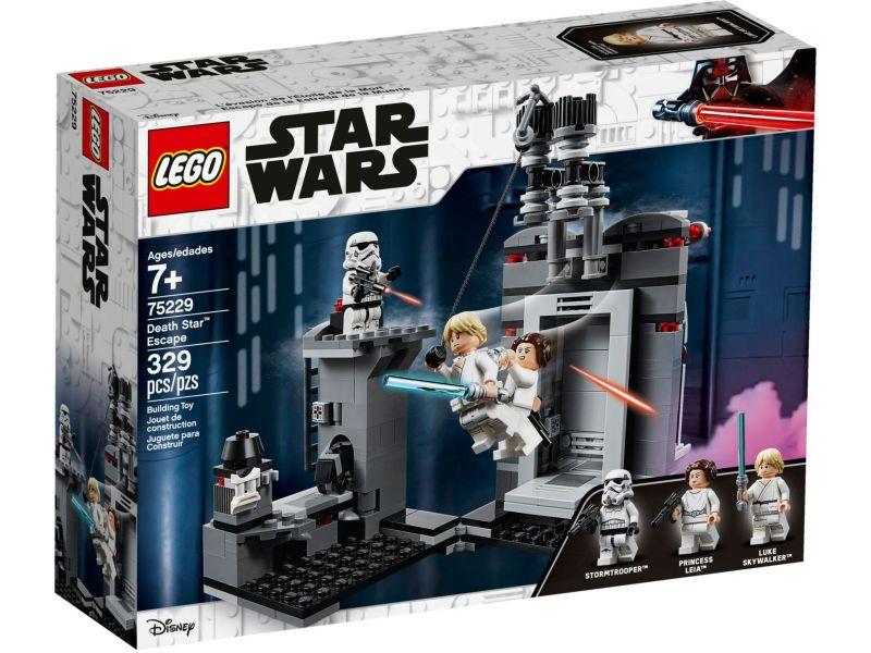 LEGO Star Wars 75229 Death Star ontsnapping