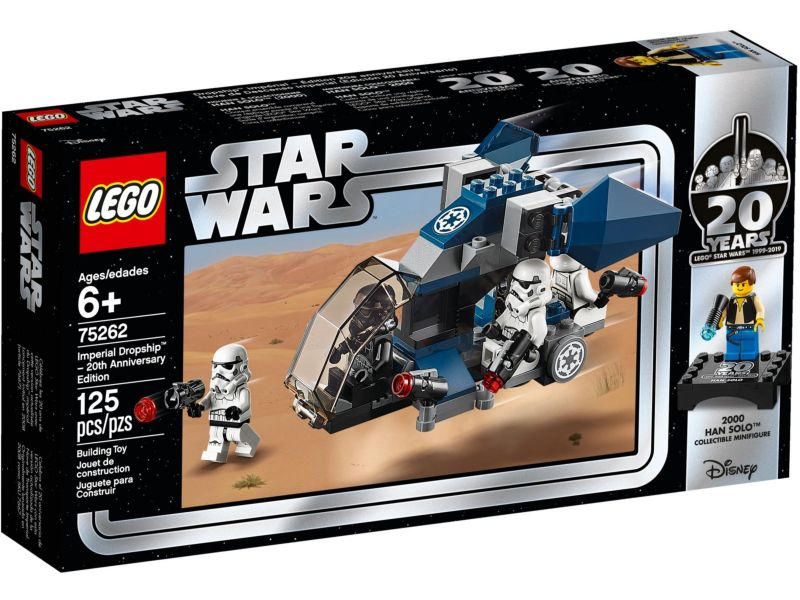 LEGO Star Wars 75262 Imperial Dropship