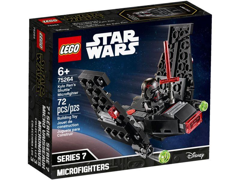 LEGO Star Wars 75264 Kylo Rens Shuttle Microfighter