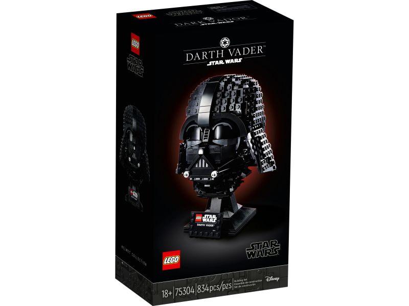 LEGO Star Wars 75304 Darth Vader helm