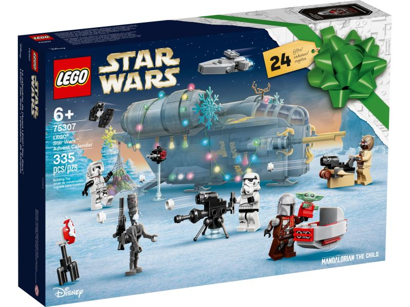LEGO Star Wars 75307 Adventkalender