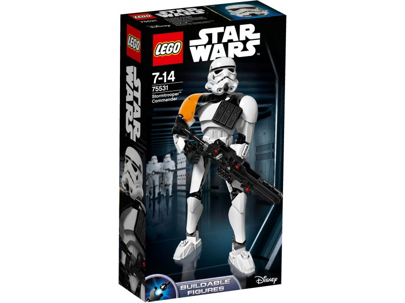 LEGO Star Wars 75531 Stormtrooper commandant
