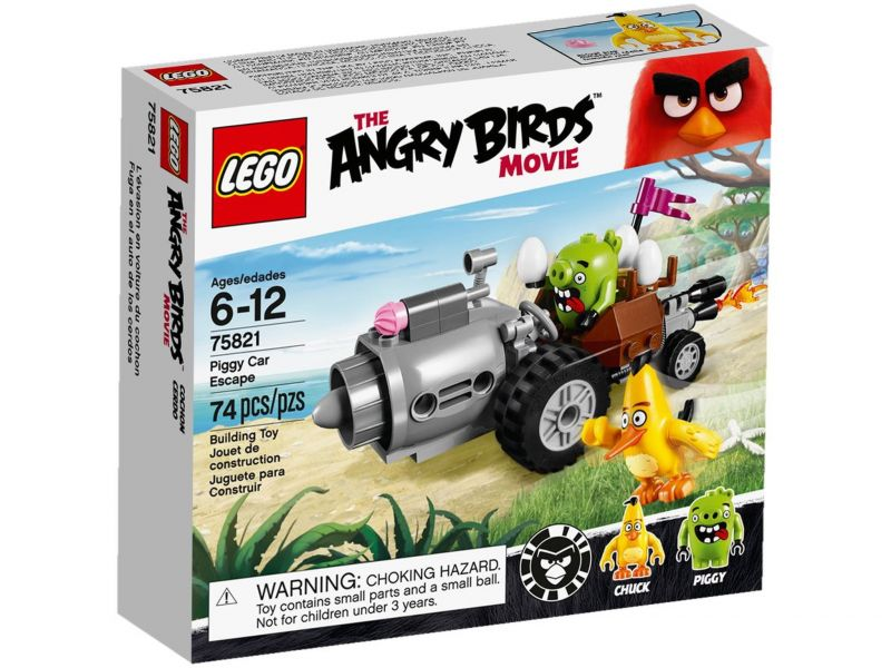 LEGO Angry Birds 75821 Piggy Auto-ontsnapping