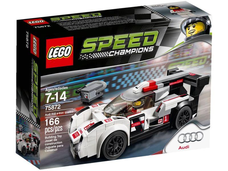 LEGO Speed Champions 75872 Audi R18 E-Tron