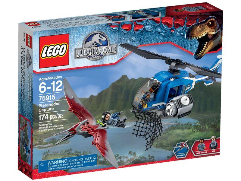 LEGO Jurassic World 75915 Pteranodonvangst