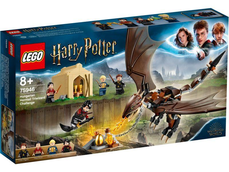 LEGO Harry Potter 75946 Hongaarse Hoornstaart Toernooi