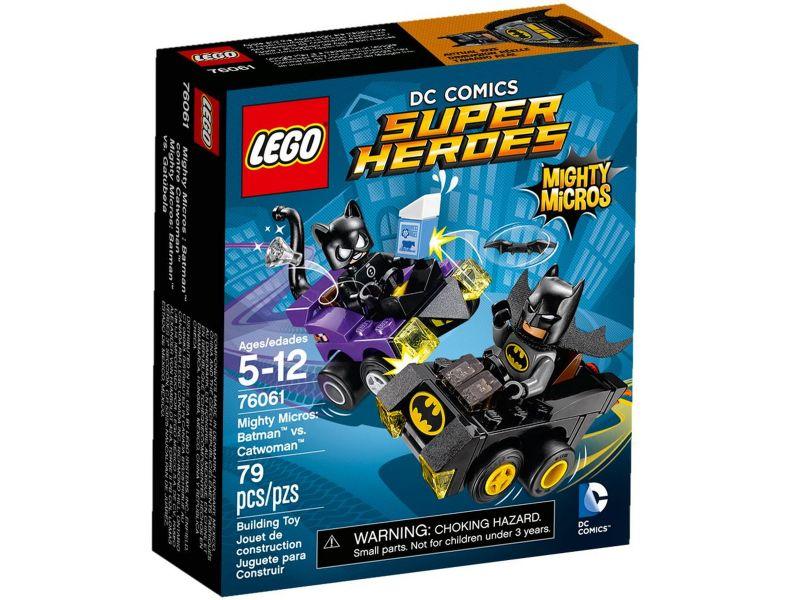 LEGO Super Heroes 76061 Mighty Micros Batman vs. Catwoman
