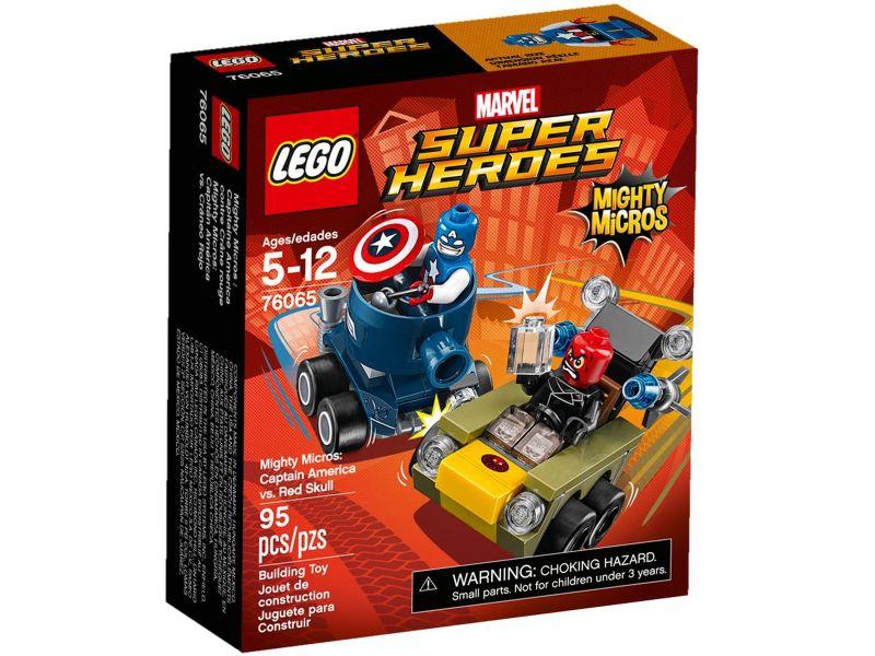LEGO Super Heroes 76065 Captain America vs. Red Skull