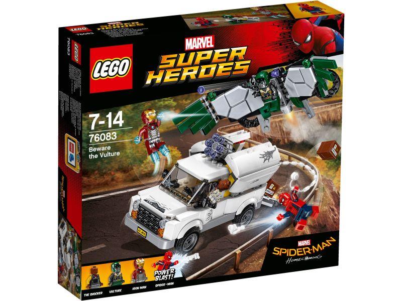 LEGO Super Heroes 76083 Pas op voor Vulture