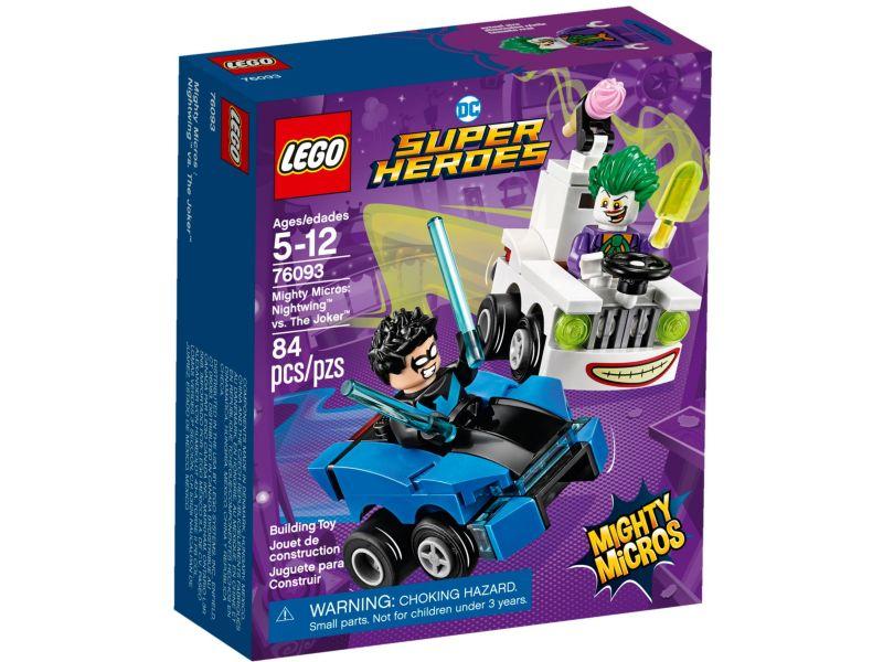 LEGO Super Heroes 76093 Nightwing vs. The Joker