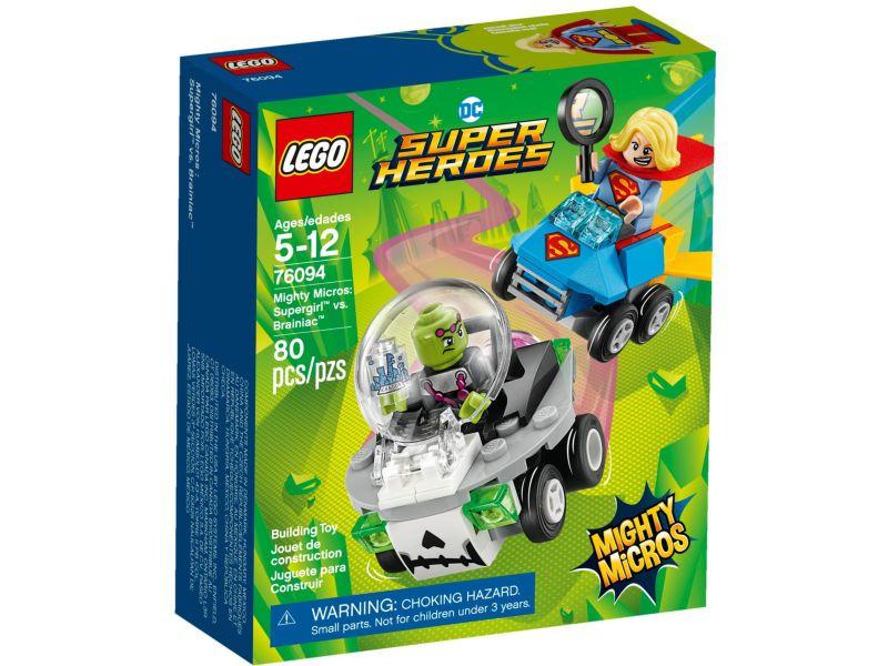 LEGO Super Heroes 76094 Supergirl vs. Brainiac