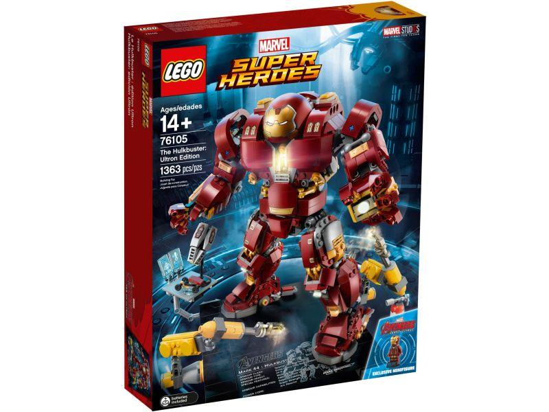 LEGO Super Heroes 76105 De Hulkbuster: Ultron Edition