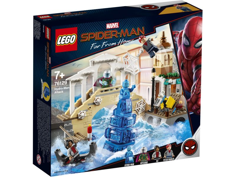 LEGO Super Heroes 76129 Hydro-Man aanval