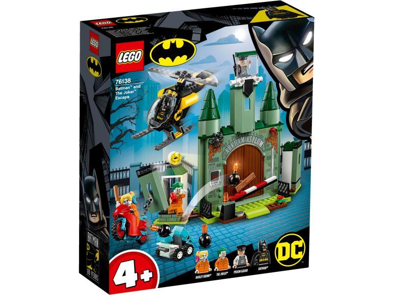 LEGO Super Heroes 76138 Batman en de Joker ontsnapping