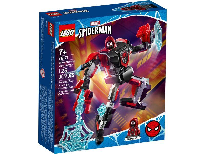 LEGO Super Heroes 76171 Miles Morales mechapantse