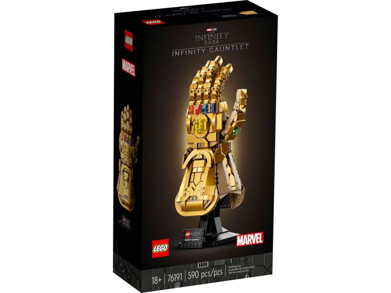 LEGO Marvel 76191 Infinity Gauntlet