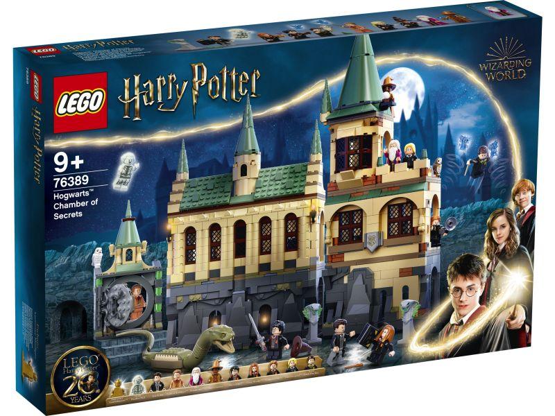LEGO Harry Potter 76389 Zweinstein Geheime Kamer