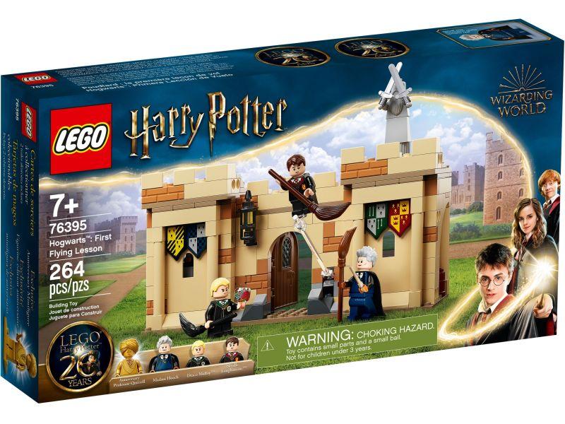 LEGO Harry Potter 76395 Zweinstein: Eerste vliegles
