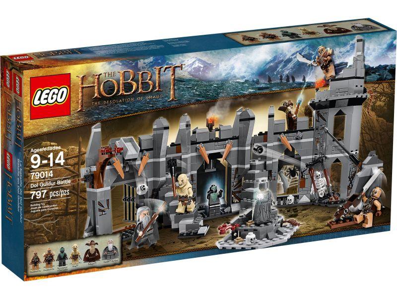 LEGO 79014 Dol Guldur gevecht