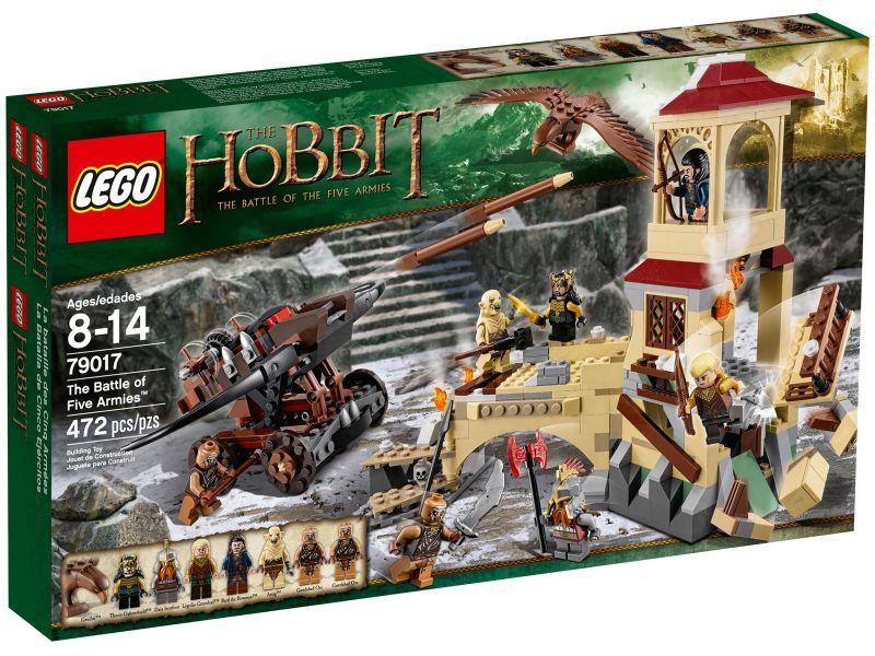LEGO 79017 De Slag der Vijf Legers