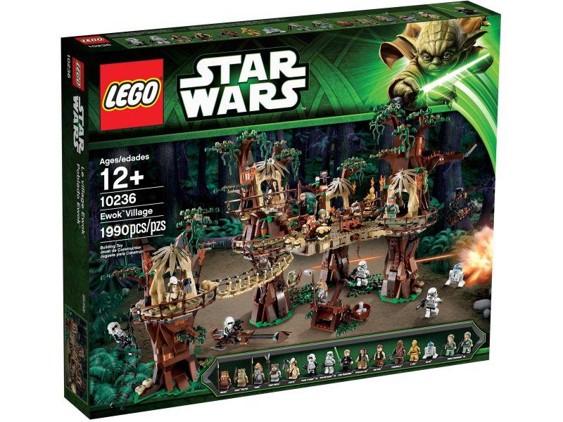 LEGO Star Wars 10236 Ewok Village