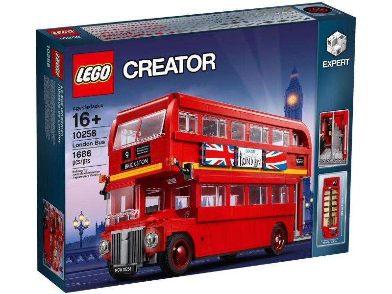 LEGO 10258 London Bus