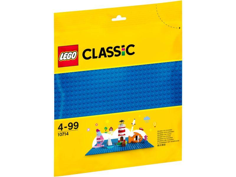 LEGO Classic 10714 Blauwe bouwplaat