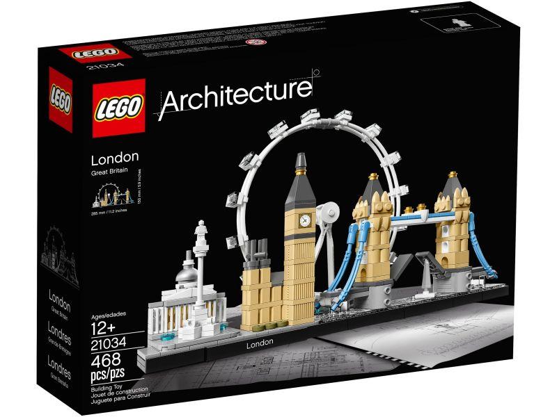 LEGO Architecture 21034 Londen