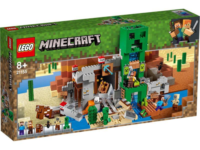 LEGO Minecraft 21155 De Creeper mijn
