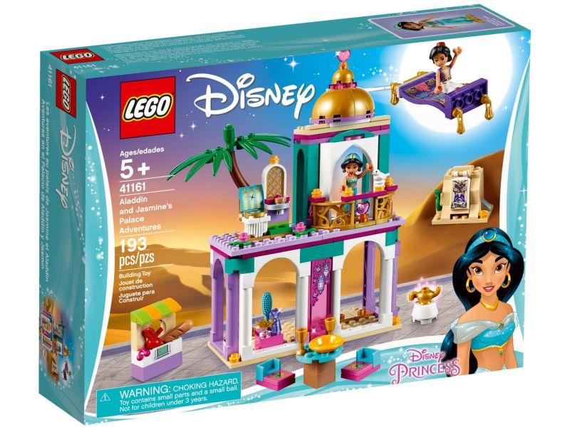 LEGO Disney 41161 Aladdins en Jasmines paleisavonturen