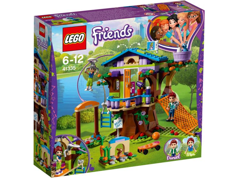 LEGO Friends 41335 Mia's boomhut
