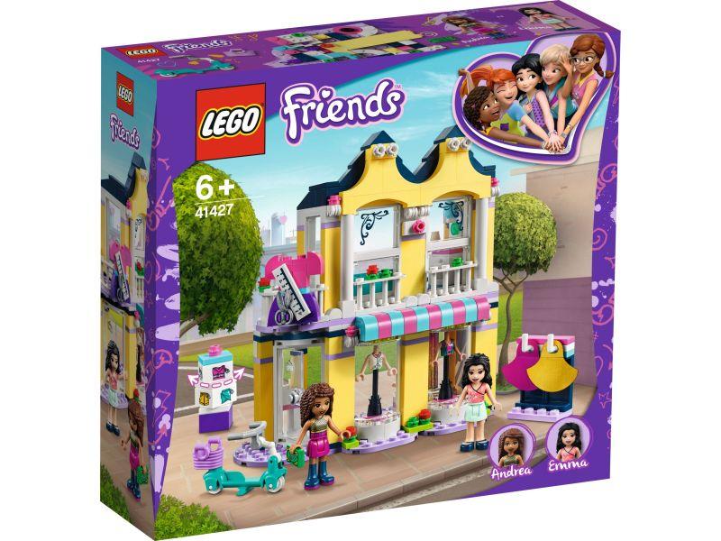 LEGO Friends 41427 Emma's modewinkel