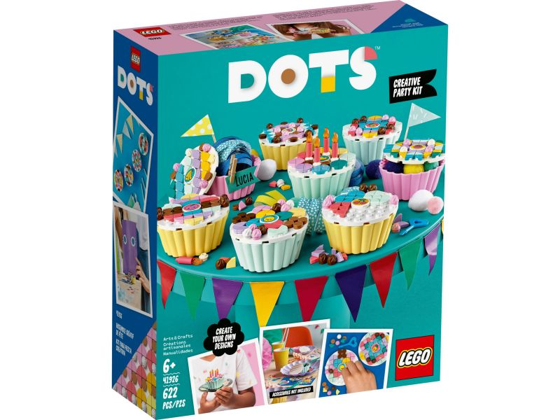 LEGO Dots 41926 Creatieve feestkit