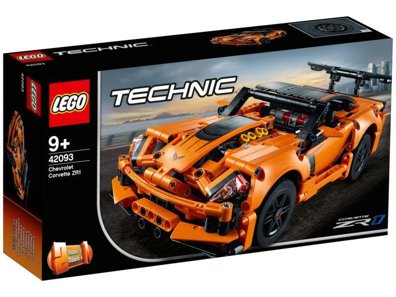 LEGO Technic 42093 Chevrolet Corvette ZR1