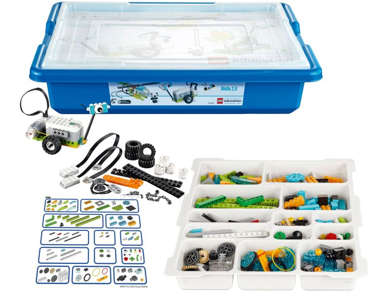 LEGO Education 45300 WeDo 2.0 Basisset