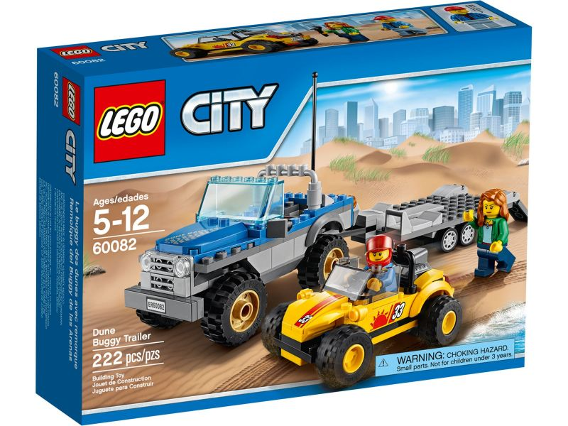 LEGO City 60082 Strandbuggy