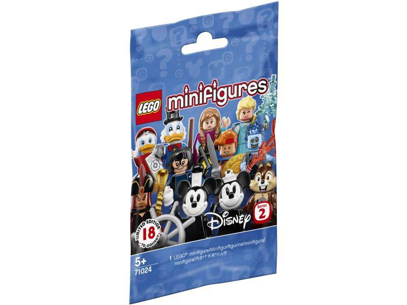 LEGO 71024 Zakje Minifigures Disney Serie 2
