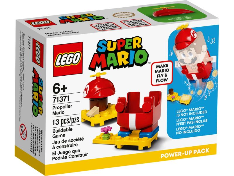 LEGO Super Mario 71371 Power-uppakket: Propeller-Mario