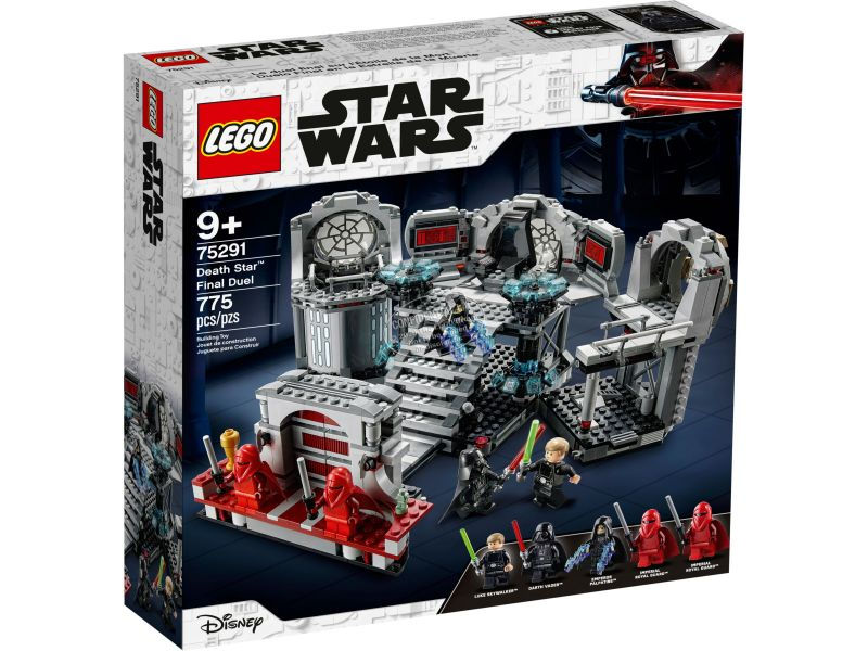 LEGO Star Wars 75291 Death Star Beslissend Duel