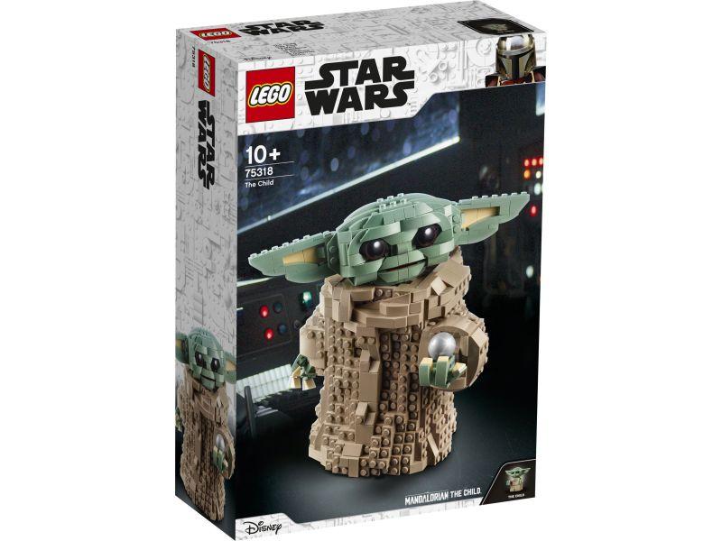 LEGO Star Wars 75318 Het Kind