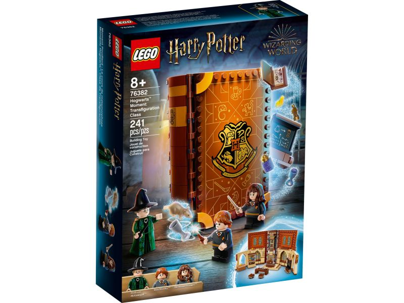 LEGO Harry Potter 76382 Zweinstein Moment: Transfiguratieles