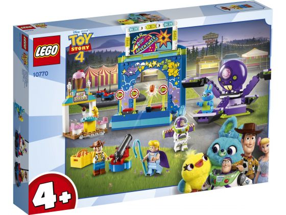 LEGO Disney 10770 Kermismania van Buzz en Woody