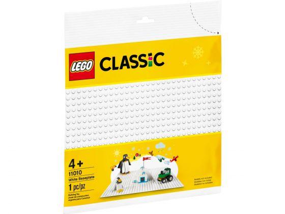 LEGO Classic 11010 Witte bouwplaat
