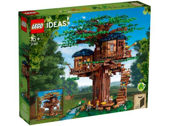 LEGO 21318 Boomhuis